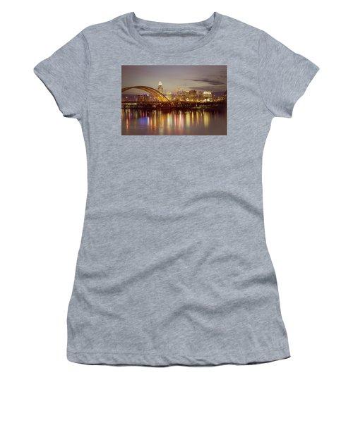 Cincinnati Women's T-Shirt (Athletic Fit)