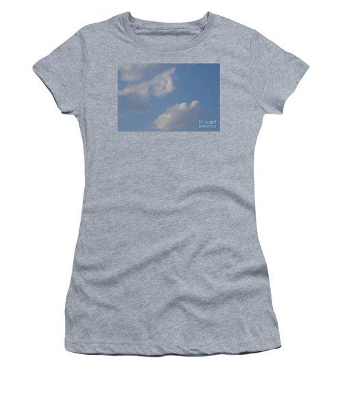 Clouds 13 Women's T-Shirt (Junior Cut) by Rod Ismay