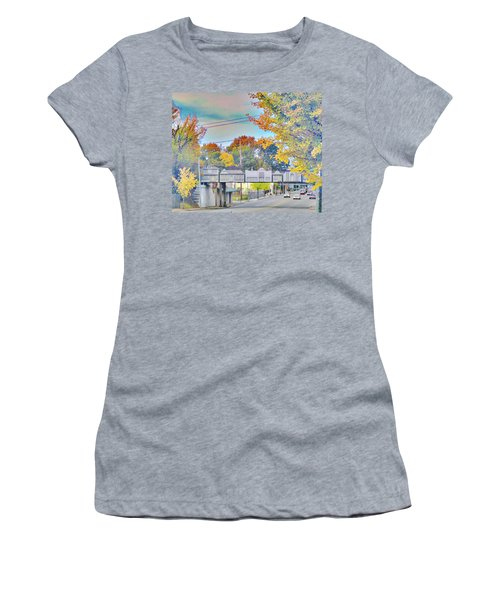 Cooper Young Trestle Women's T-Shirt