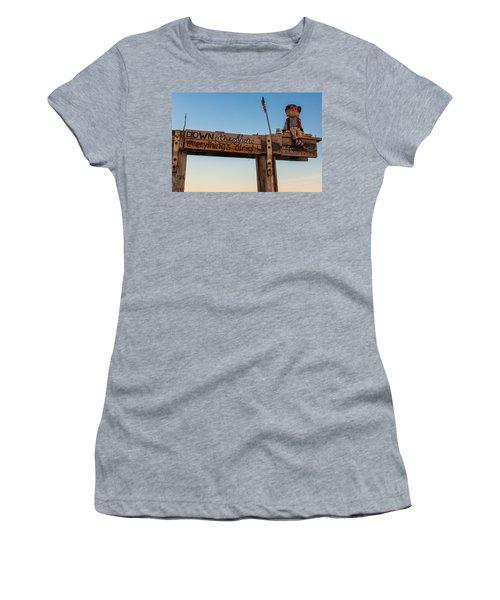 Down The Shore Women's T-Shirt
