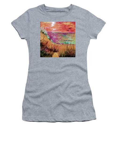 Dune Dreaming Women's T-Shirt