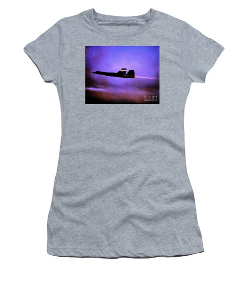 Faster Than Fast Women's T-Shirt (Athletic Fit)