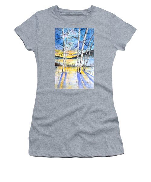 For Love Of Winter #5 Women's T-Shirt