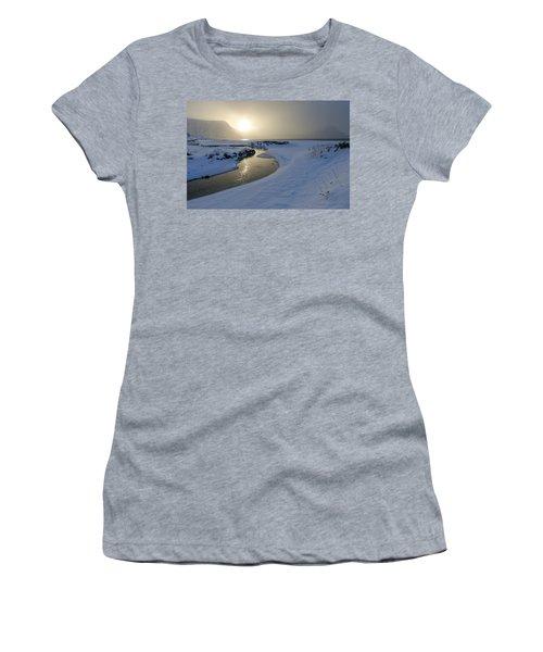 Haukland Beach, Lofoten Women's T-Shirt