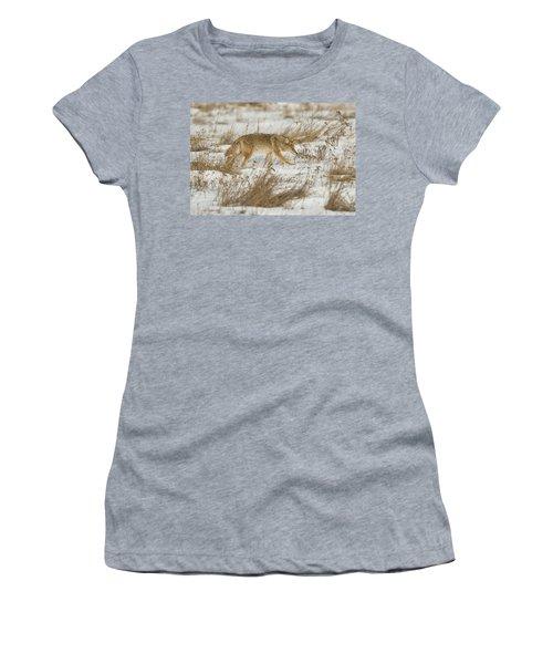 Hunting Women's T-Shirt (Junior Cut) by Scott Warner