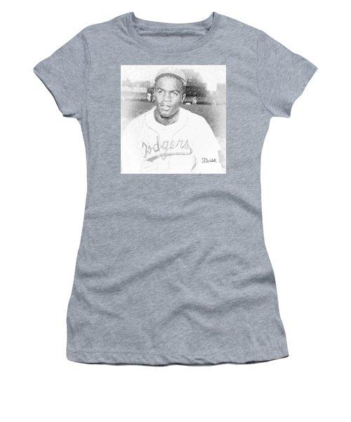 Jackie Robinson Women's T-Shirt