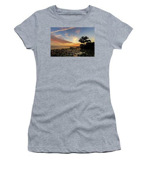 Lake Sunrise Women's T-Shirt