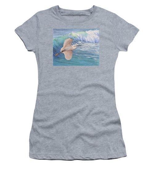 Little Egret Women's T-Shirt
