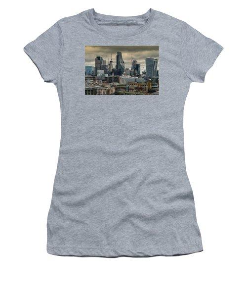 London City Women's T-Shirt (Athletic Fit)