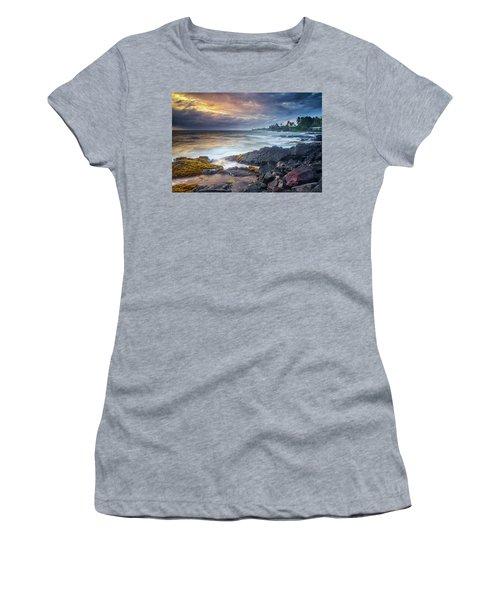 Lyman's Sunset Women's T-Shirt