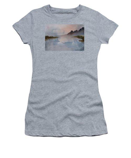 Mist Women's T-Shirt (Athletic Fit)