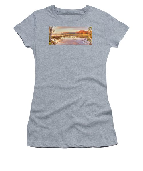 Misty Morning II Women's T-Shirt