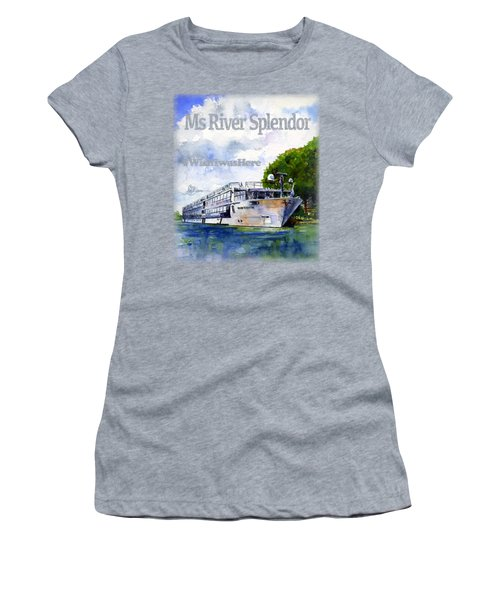 Ms River Splendor Shirt Women's T-Shirt