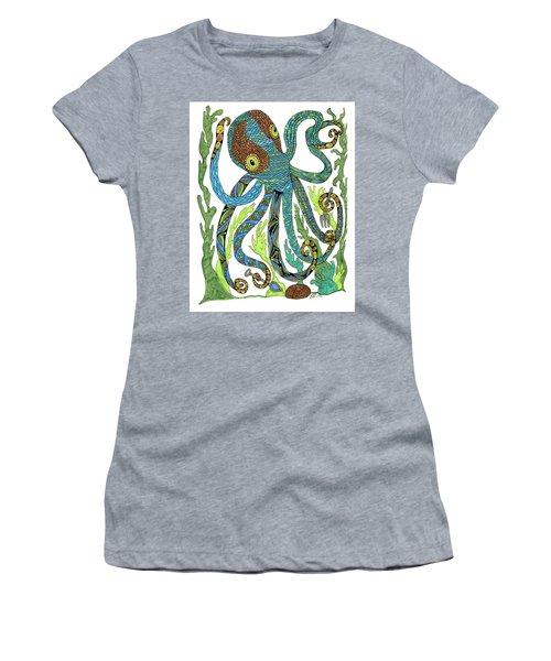 Octopus' Garden Women's T-Shirt