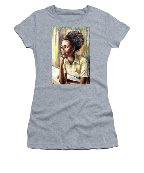 On The Window Women's T-Shirt