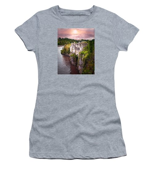 Once Upon A Time Women's T-Shirt (Athletic Fit)