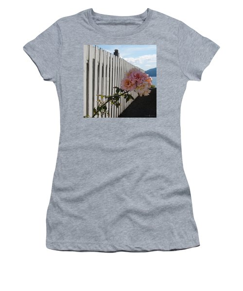Orcas Island Rose Women's T-Shirt