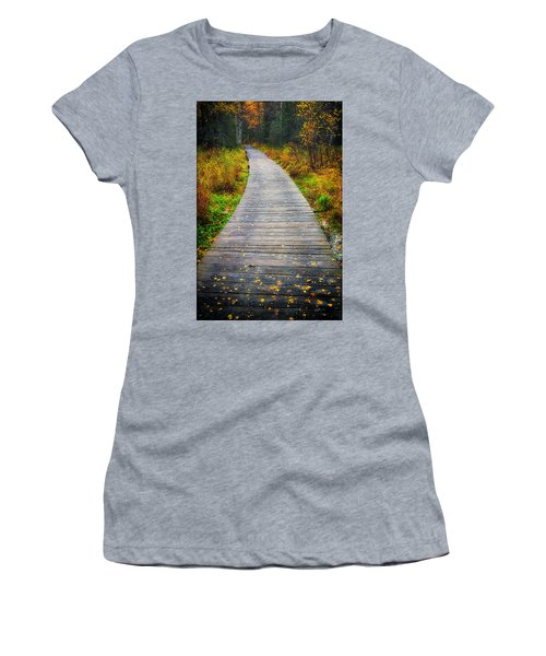 Pathway Home Women's T-Shirt (Athletic Fit)