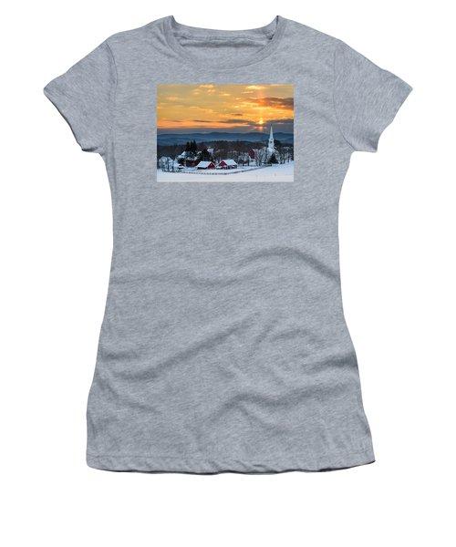 Peace Over Peacham Women's T-Shirt