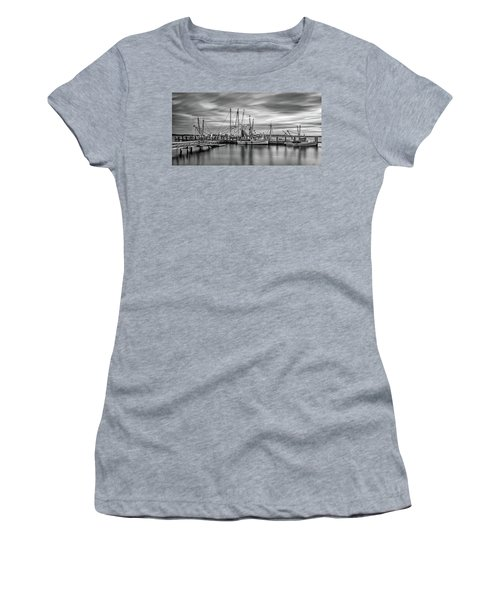 Port Royal Shrimp Boats Women's T-Shirt
