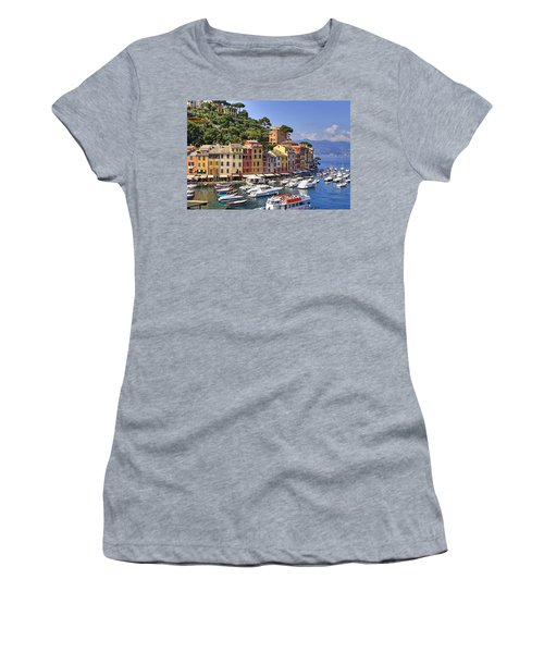 Portofino Women's T-Shirt (Athletic Fit)