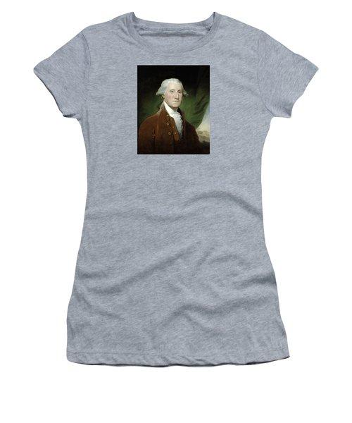 President George Washington  Women's T-Shirt