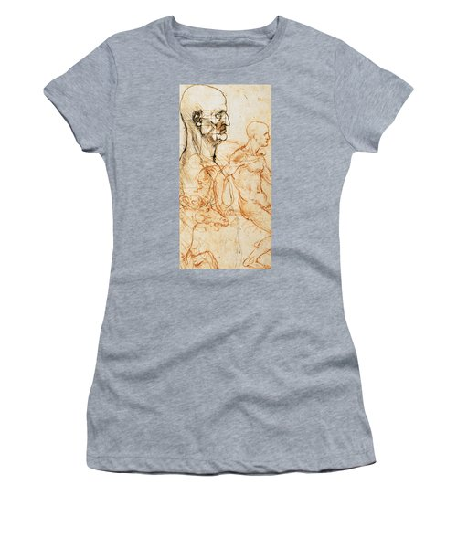 Proportions Of The Face  Women's T-Shirt