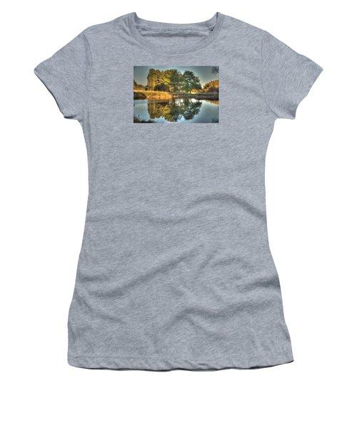 Reflections At Sunset Women's T-Shirt