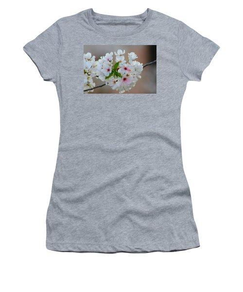 Springtime Bliss Women's T-Shirt (Athletic Fit)