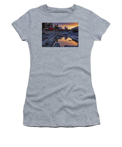 Sunrise At Pemaquid Point II Women's T-Shirt