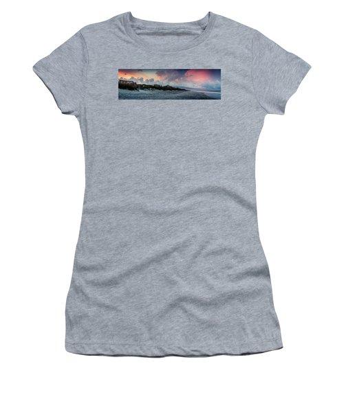 Sunset Emerald Isle Crystal Coast Women's T-Shirt