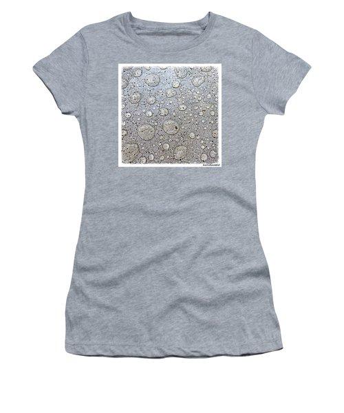 Surprise #thunder #storm This Morning Women's T-Shirt