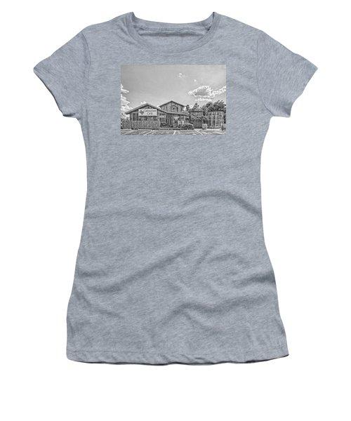 The Cotton Gin Village Women's T-Shirt