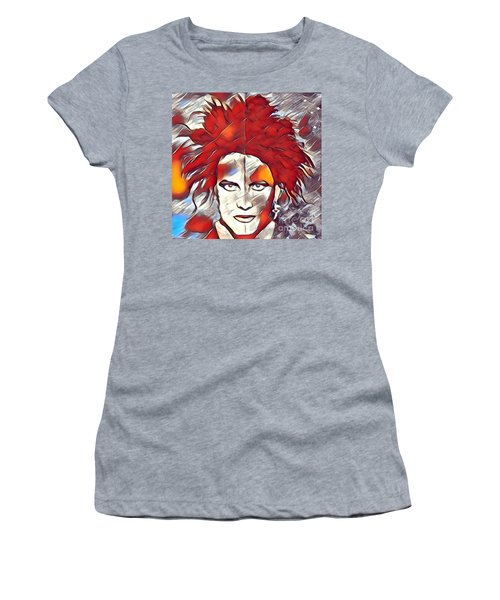 The Cure Women's T-Shirt (Athletic Fit)