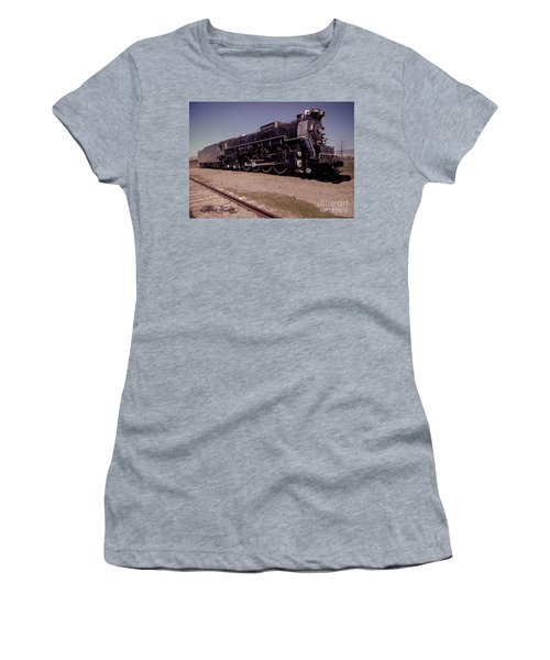 Train Engine #2732 Women's T-Shirt (Athletic Fit)