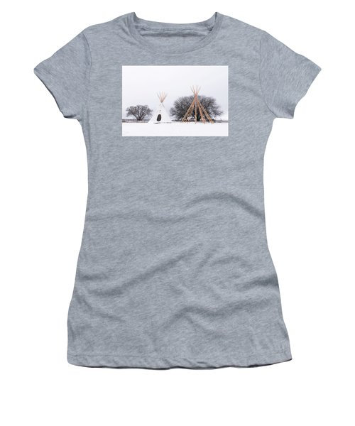 Two Tipis Women's T-Shirt