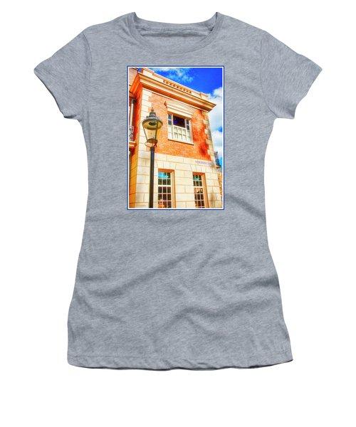 United Kingdom Pavilion, Epcot, Walt Disney World Women's T-Shirt