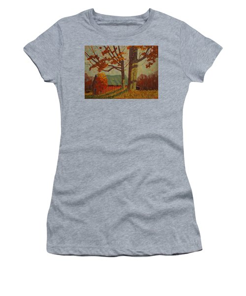 Upstate New York Women's T-Shirt (Athletic Fit)