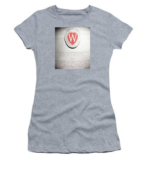 Uw Crest Women's T-Shirt