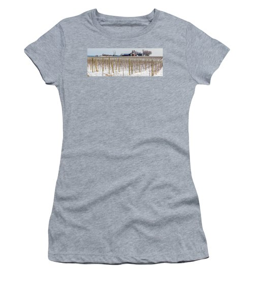 Vinyard On Down Road  Women's T-Shirt