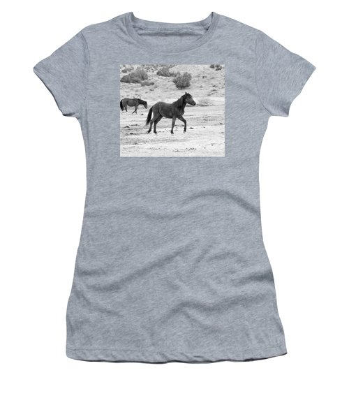 Virginia Range Mustangs Women's T-Shirt