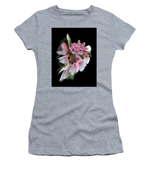 Waiting For Spring Women's T-Shirt (Junior Cut) by Judy Johnson