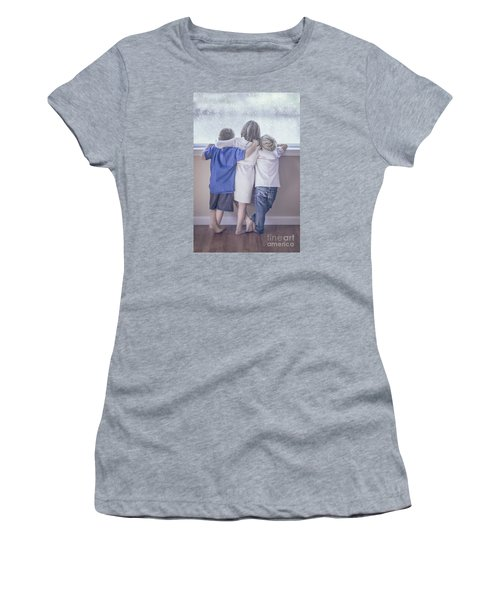 Winter Dreams Women's T-Shirt