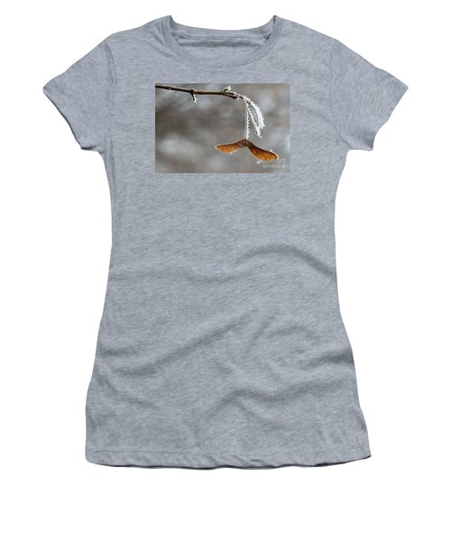 Winter Impressions Women's T-Shirt (Athletic Fit)