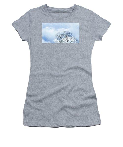 Winter Tree Women's T-Shirt