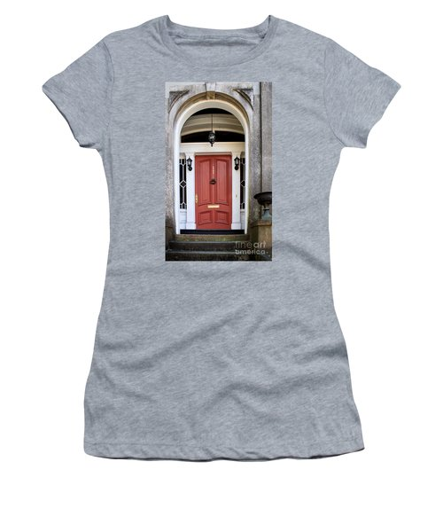 Wooden Door Savannah Women's T-Shirt