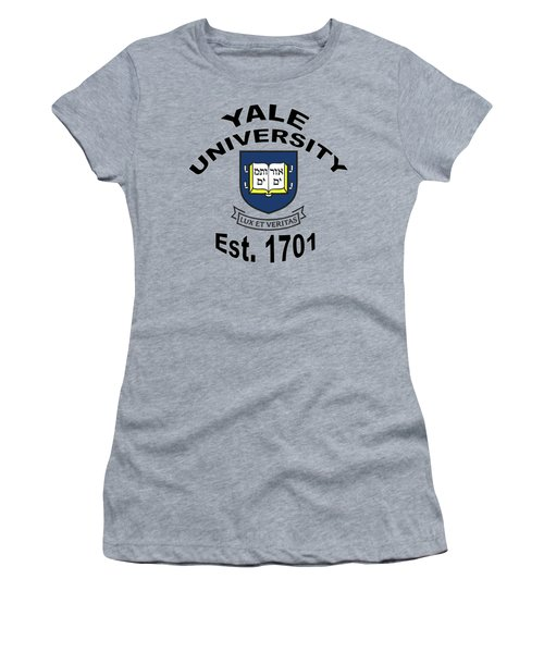 Yale University Est 1701 Women's T-Shirt