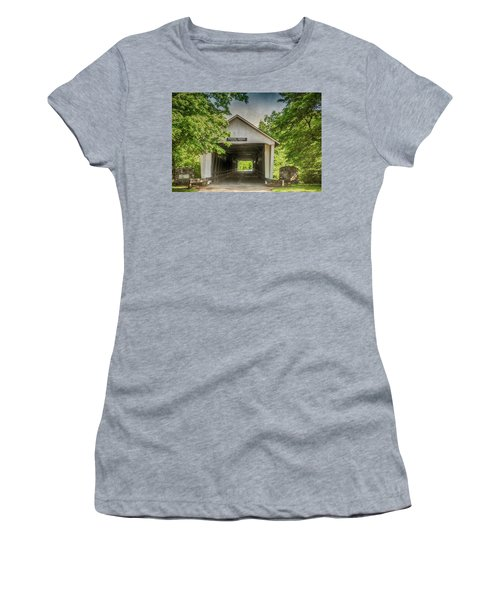 10700 Potter's Bridge Women's T-Shirt (Athletic Fit)