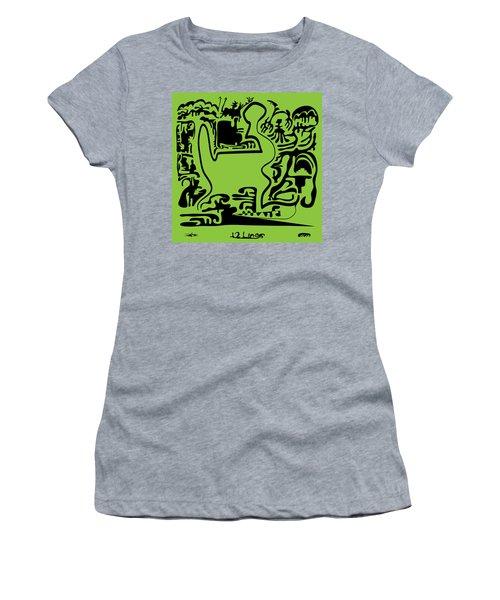12 Lines Women's T-Shirt