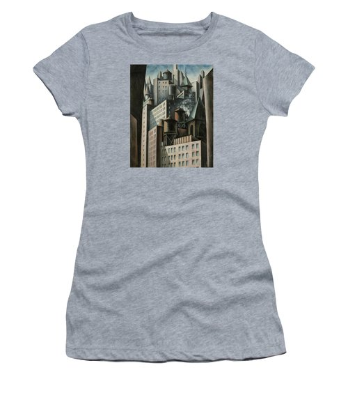 14th Street New York City Women's T-Shirt